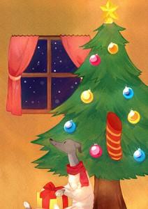 クリスマスオリジナル完成版アイコンサイズ