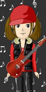 みいちゃんギター